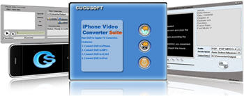 DVD to iPhone + iPhone Video Converter Suite